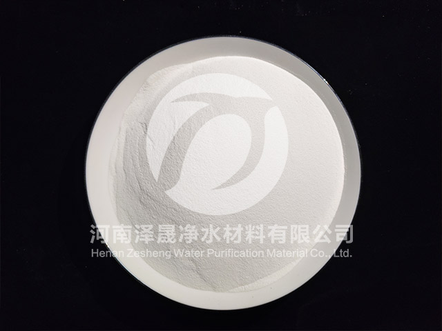 白色高纯聚合氯化铝