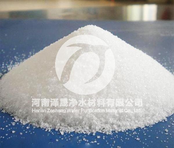如何判断聚丙烯酰胺质量的好坏?