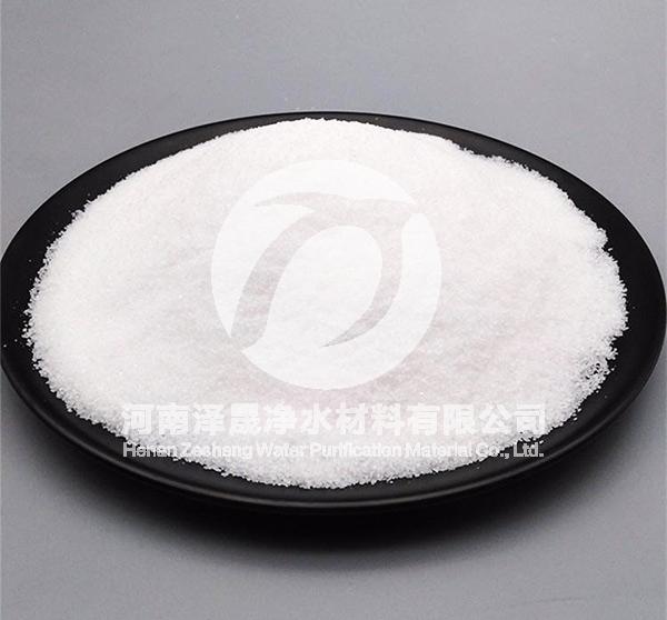 聚丙烯酰胺在涂料领污水处理域怎么使用?